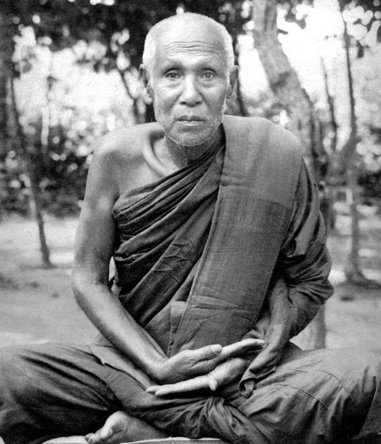Ajahn Sao - founder of the Thai Forest Tradition