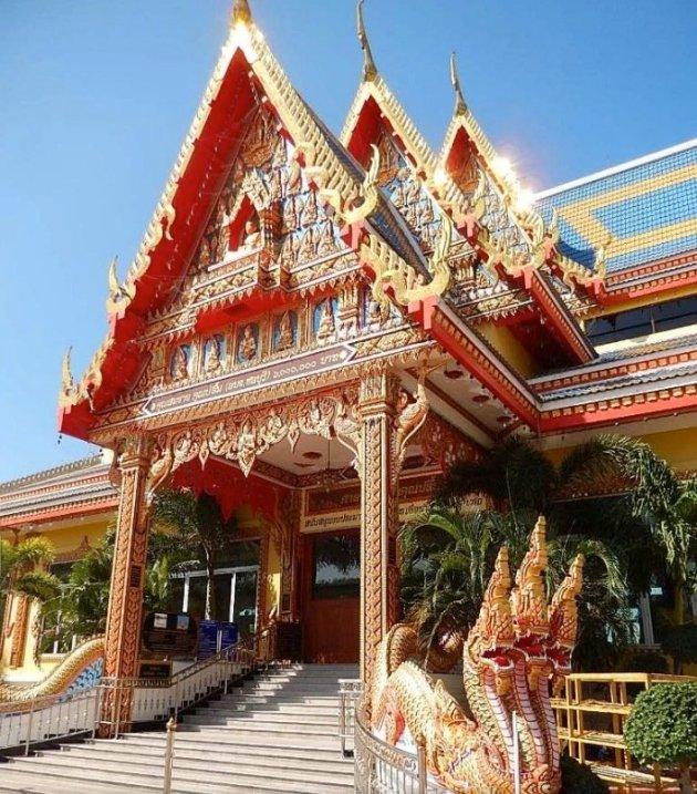Wat Juk Gacher Sri Racha Chonburi