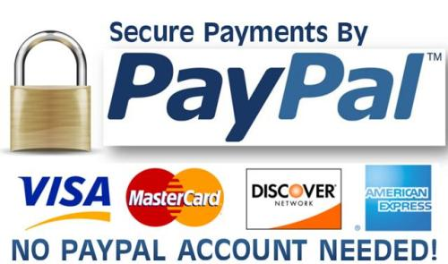 Paypal Secure Online Shopping