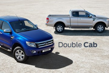 2012 Ford Ranger 2200 cc and 3200 cc now available in Single Extra Open and Double Cab at Thaialnd top pickup truck dealer Jim