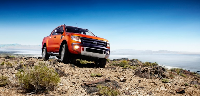 2012 Ford Ranger very sturdy at Jmi Autos Thailand