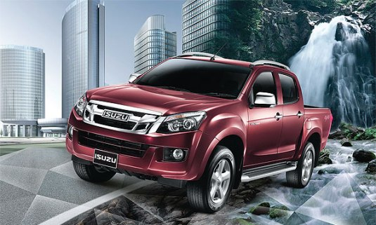 2012 Isuzu Dmax available now