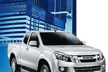 2012 isuzu dmax at Thailand top pickup truck dealer Jim Autos Thailand