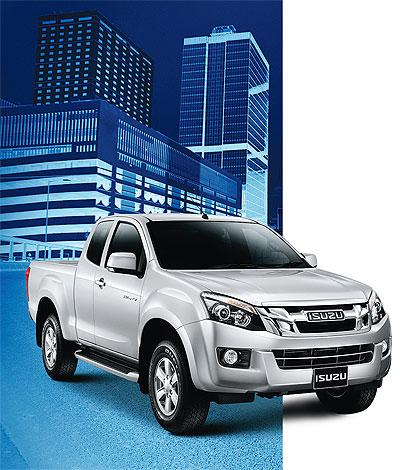 2012 isuzu dmax at Thailand top pickup truck dealer Forward Motors Thailand