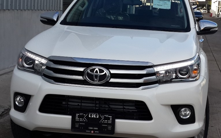 Toyota Hilux Revo Thailand Dealer