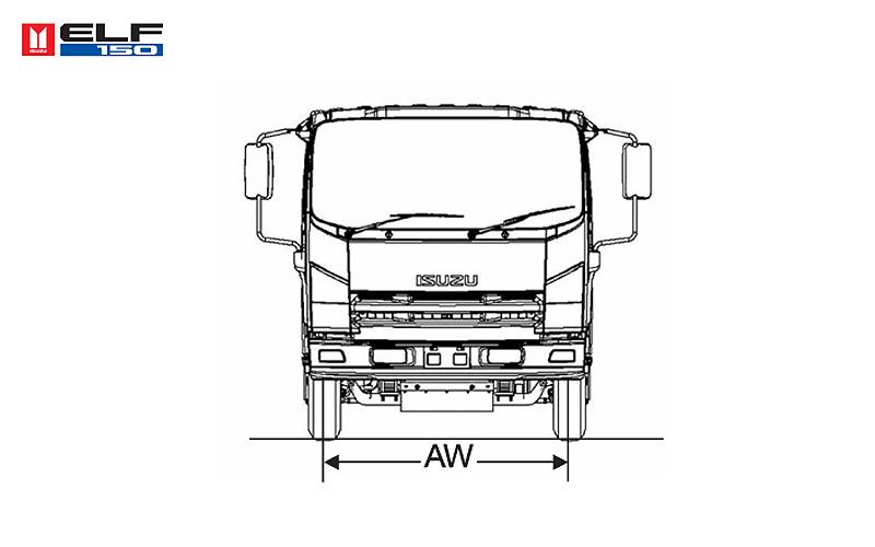 isuzu elf trucks thailand
