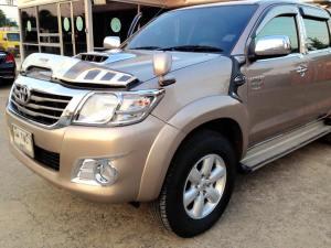 2008 2009 2010, 2011 Toyota Hilux Vigo Minor Change Model front side view