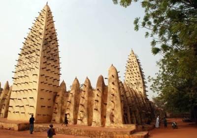 Bobo-Dioulasso-Mosque-Burkina-Faso-Africa