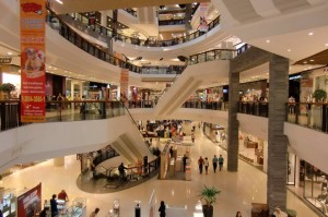 Central festival pattaya shopping mall