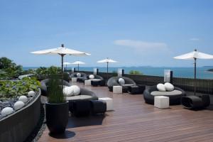 Hilton hotel Beach road Pattaya city