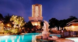 Long beah garden resort and spa Naklua bay Pattaya