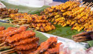 Phuket food stall