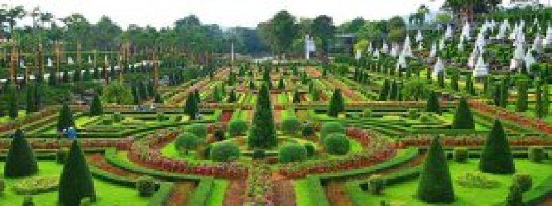Nong Nooch Tropical Gardens Pattaya