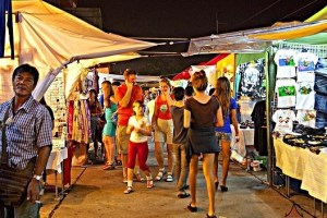 Thepprasit night market pattaya 2