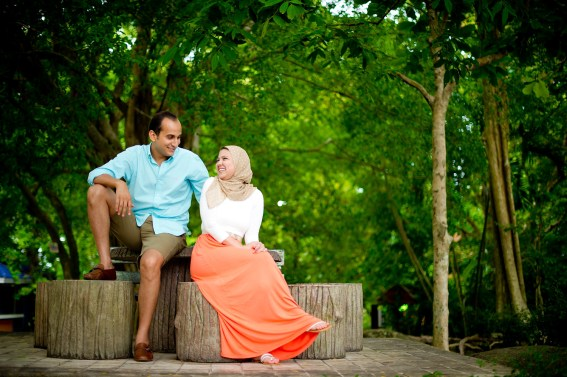 Yasmine and Mohamed's Rang Hill Viewpoint pre-wedding (prenuptial, engagement session) in Phuket, Thailand. Rang Hill Viewpoint_Phuket_wedding_photographer_Yasmine and Mohamed_07.JPG