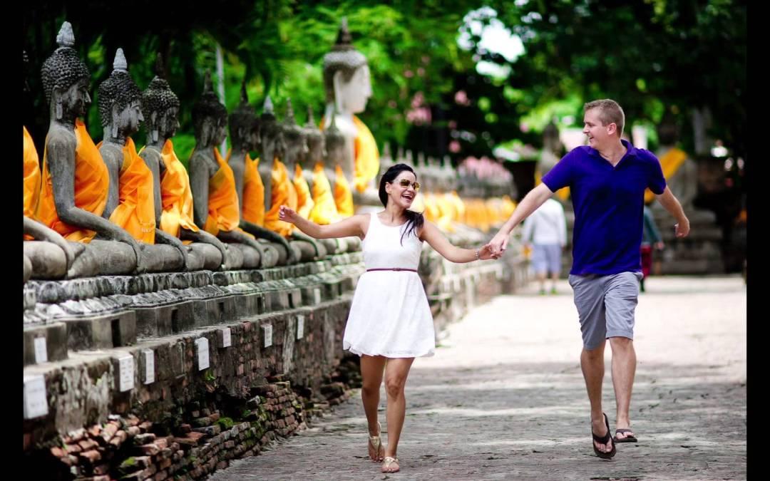 Prenuptial Ayutthaya