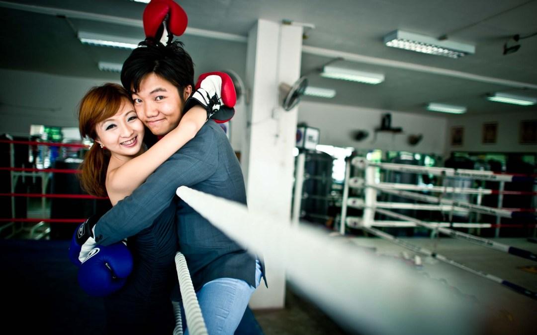 Thailand Koh Samui Pre-Wedding Photography | Angie & James