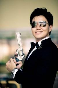 Thailand Koh Samui Shooting Range Wedding Photography | NET-Photography Thailand Wedding Photographer