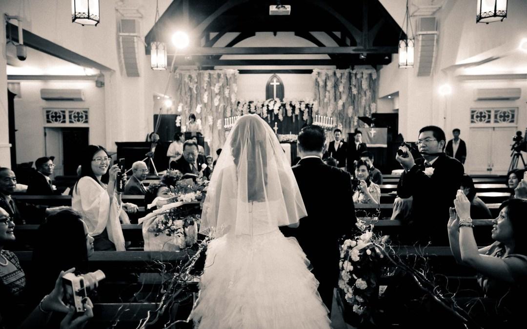 Thailand Bangkok Sueb Sampanthawong Church Wedding Photography