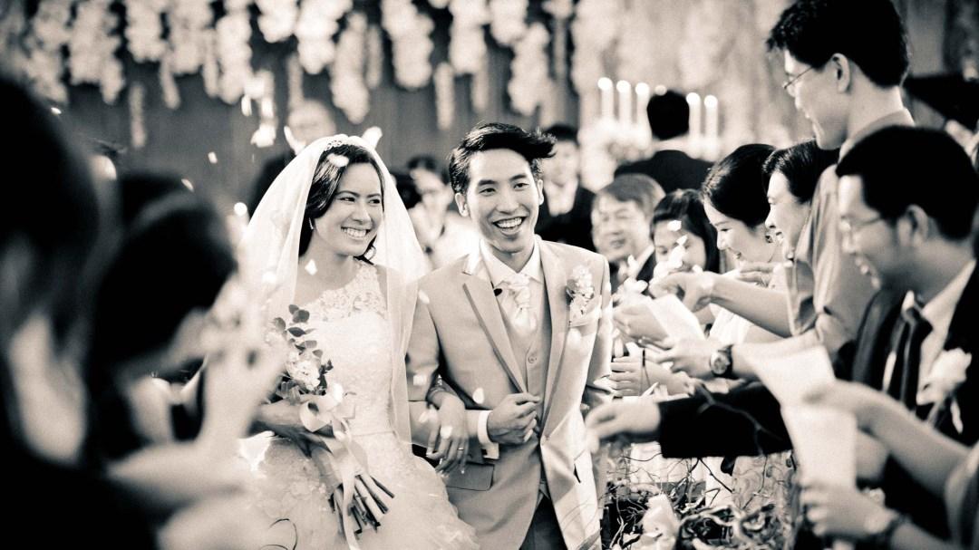 Sueb Sampanthawong Church Bangkok Thailand | Bangkok Wedding Photography