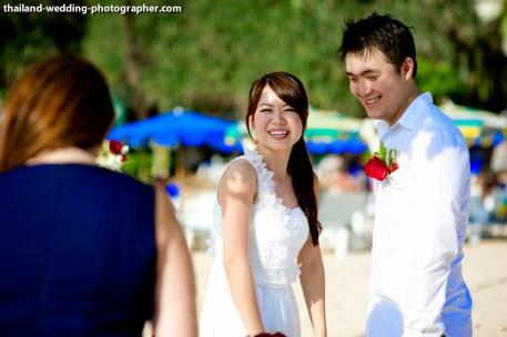 Phuket Beach Wedding