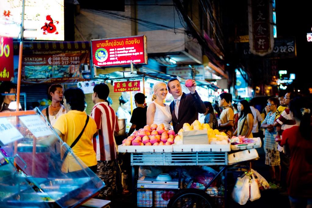 Bangkok Pre-Wedding Photography