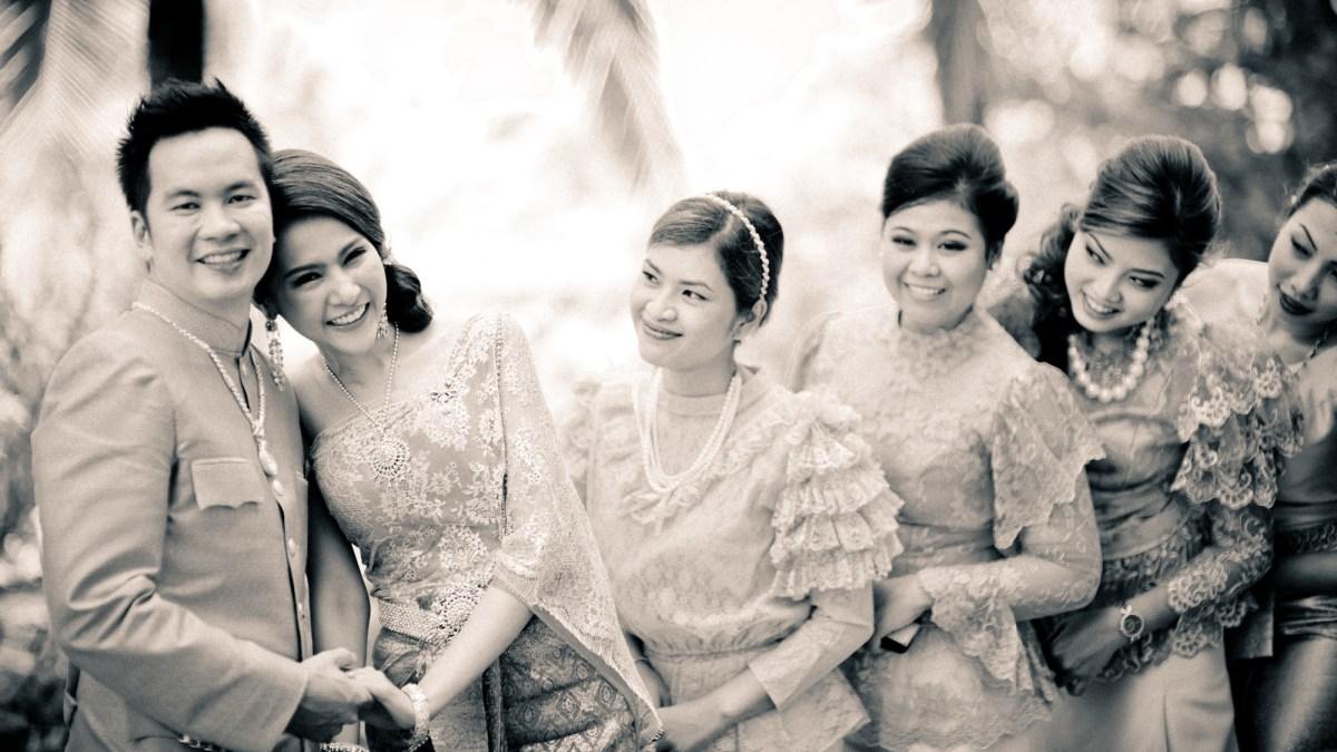 Pattaya Thailand Wedding Photography: Centara Grand Mirage Beach Resort
