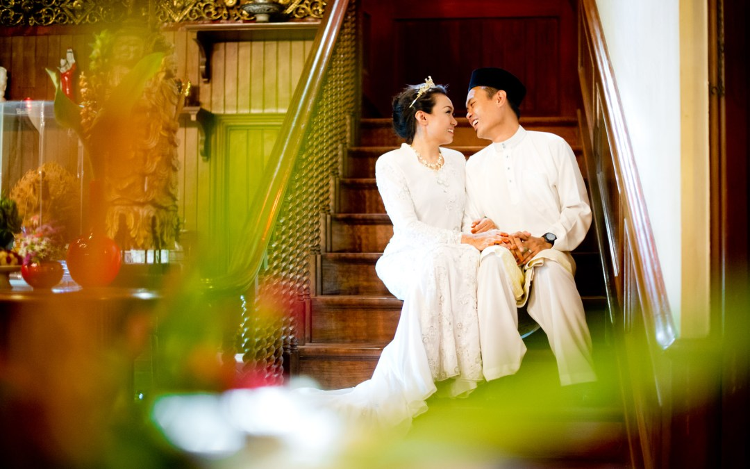 Ariyasom Villa Bangkok Engagement Photography
