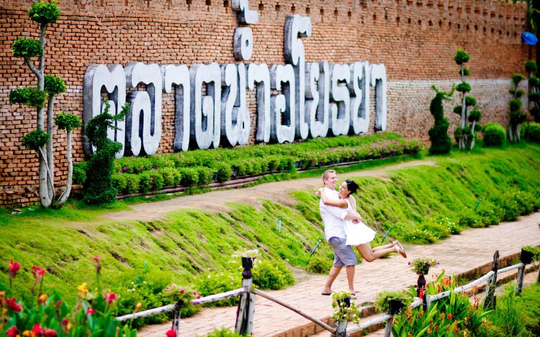 Engagement Session in Ayutthaya Thailand – Ayutthaya Wedding Photography