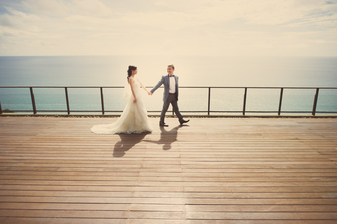 Phuket Pre Wedding at Paresa Resort Phuket