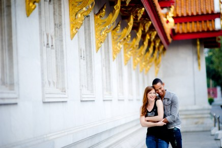 Bangkok Thailand Engagement Session - Thailand Wedding Photographer