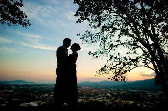 Rang Hill - Thailand Wedding Photographer - Professional Wedding Photography Service