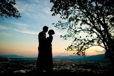 Rang Hill - Thailand Wedding Photographer - Professional Wedding Photography Service