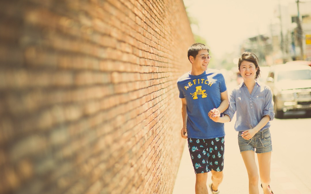 Chiang Mai Pre-Wedding Shoot – Engagement Session in Chiang Mai Thailand