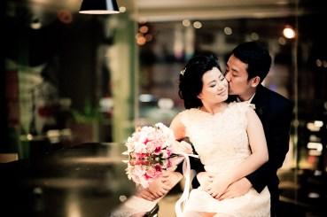 Bangkok pre-wedding at Park Plaza Bangkok Soi 18 in Thailand.
