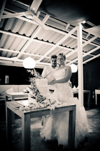 Koh Tao Wedding Photographer - FIZZ beachlounge Koh Tao Wedding