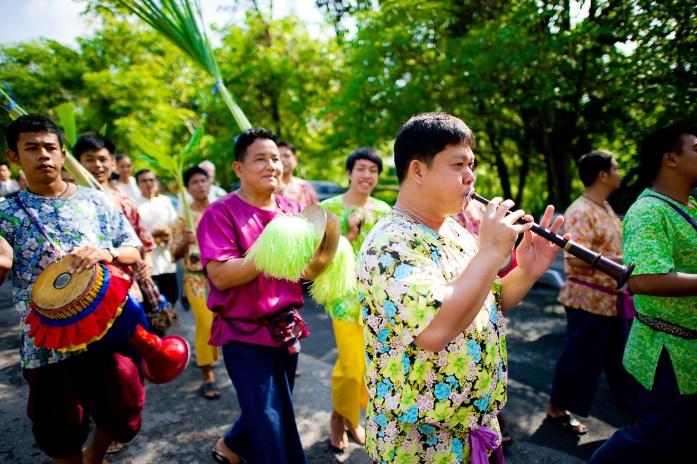 Bangkok, Thailand - Sampran Riverside (Rose Garden Riverside) Wedding