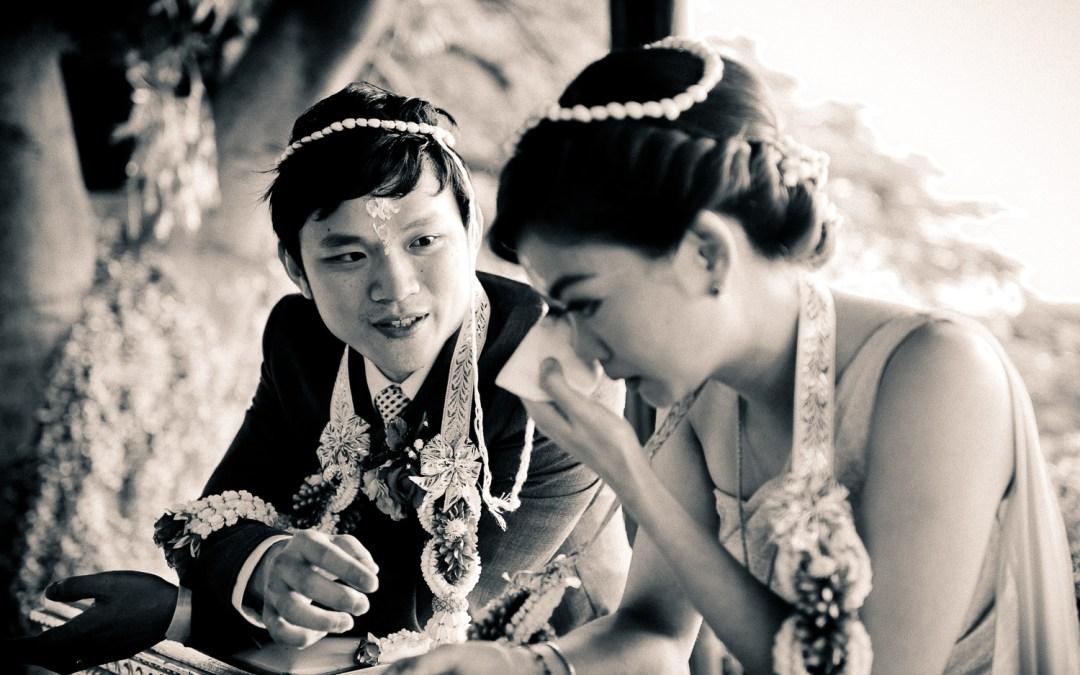 Bangkok Thailand Wedding Photography: Anantara Riverside Bangkok Resort