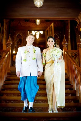 Rose Garden Riverside   Thailand Documentary Wedding Photographer