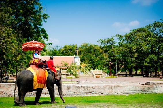 Bangkok & Ayutthaya Pre-Wedding