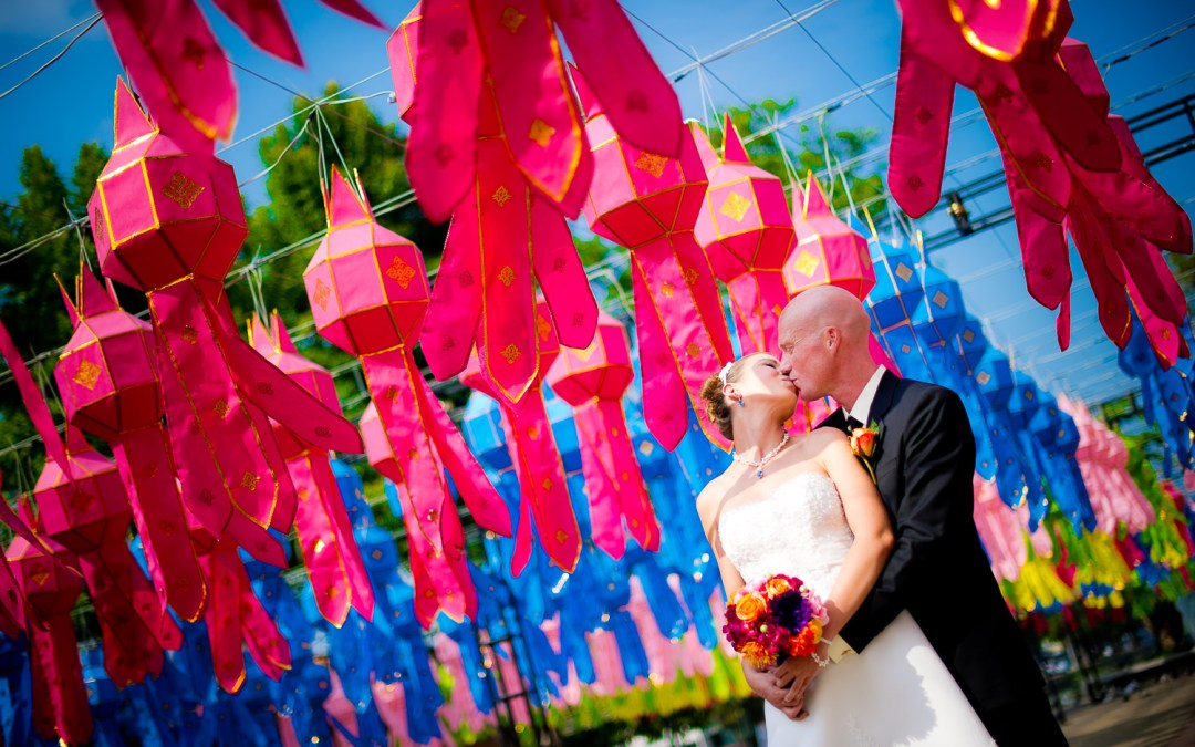 Chiang Mai Thailand Wedding Photography