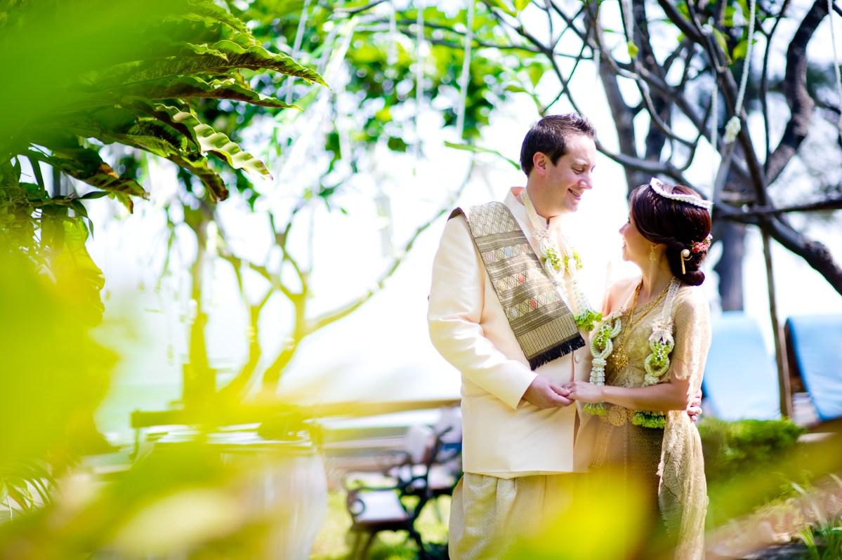 Hua Hin Thailand Wedding Photography: Baan Talay Dao Resort