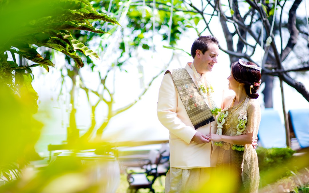 Hua Hin Thailand Wedding Photography: Baan Talay Dao Resort