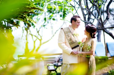 Hua Hin Wedding Photographer - Baan Talay Dao Resort Wedding in in Hua Hin Thailand