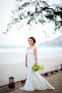 Destination wedding at Baan Talay Dao Resort in Hua Hin, Thailand. Hua Hin Wedding Photography