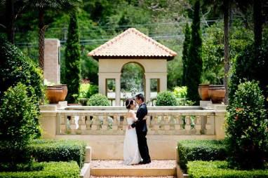 Pre-wedding pictures taken at Palio in Khao Yai, Thailand.