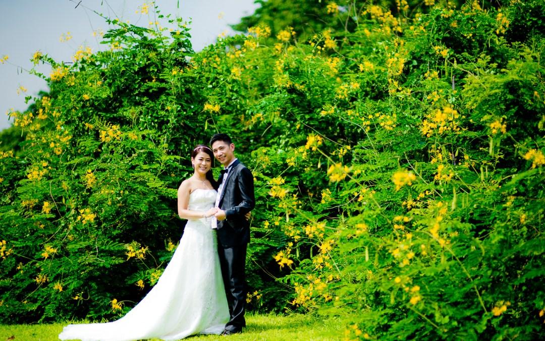 Preview: Pre-Wedding in Bangkok Public Park