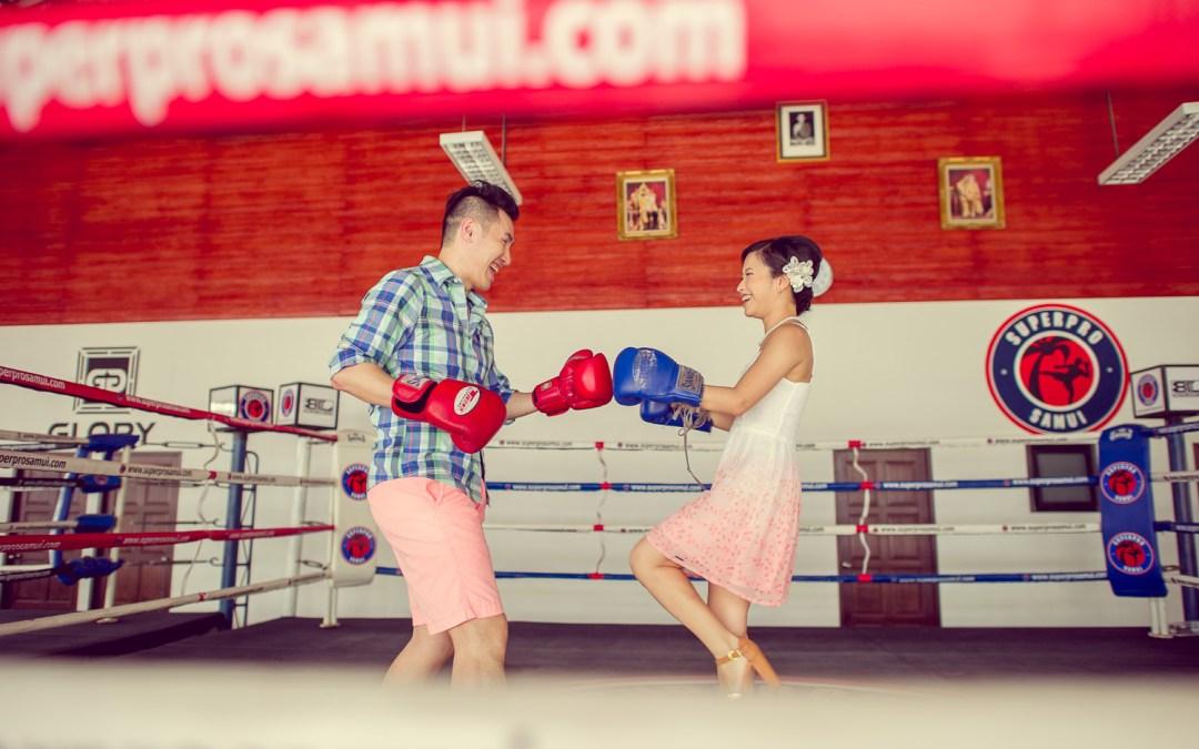 Preview: Koh Samui Pre-Wedding Session