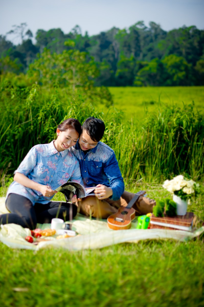 Preview:Khao Yai Pre-Wedding (Engagement Session)