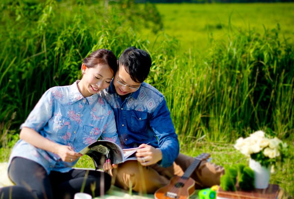 Preview:Khao Yai Pre-Wedding (Engagement Session)